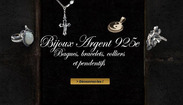 Bijoux en argent 925e