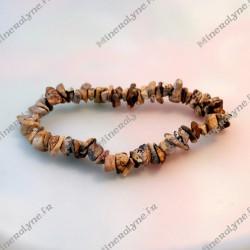 Bracelet baroque Jaspe Paysage