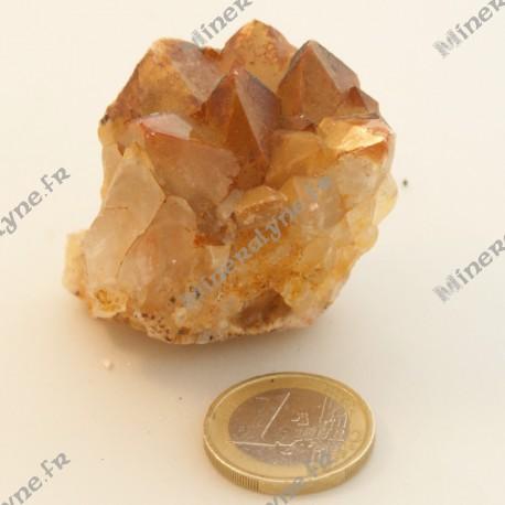 Quartz hematoide du Maroc (62 g)