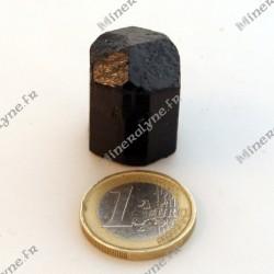 Tourmaline noire cristallisée de Madagascar (20 g)