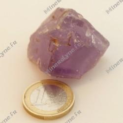Fluorite mauve d'Espagne (39g)