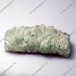 Apophylite verte d'Inde (69g)