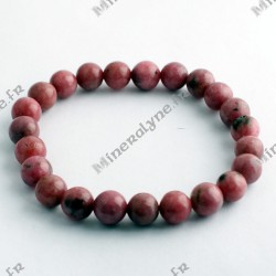 Bracelet Rhodonite 8 mm