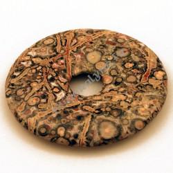 Donut Jaspe léopard 50mm