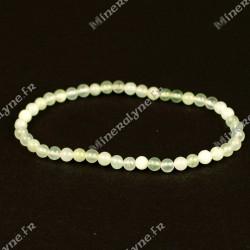 Bracelet Jade 4mm