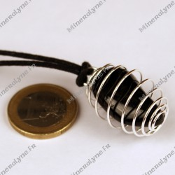 Collier cage GM Onyx