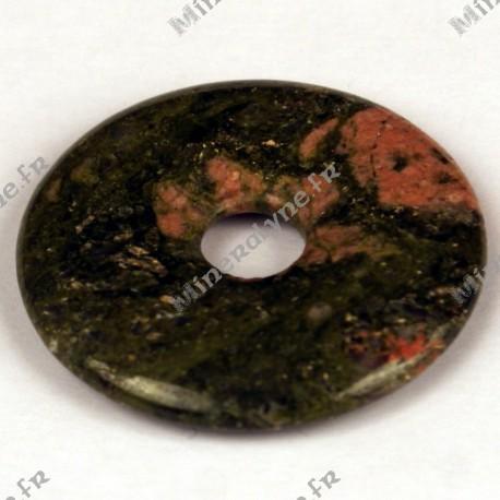 Donut Unakite 40mm
