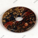 Donut Jaspe Léopard 40mm